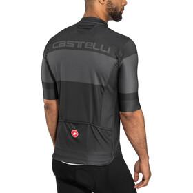 Castelli Ruota Full-Zip Trikot Herren light black
